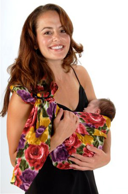 Fully Padded Baby Sling